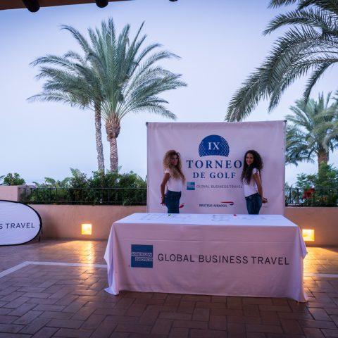 IX Torneo de Golf American Express Global Business Travel España